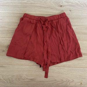 Ardene flowy shorts